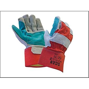HEAVY-DUTY RIGGER GLOVES