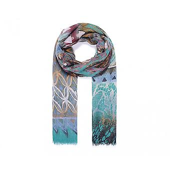 Intrigue Womens/Ladies Art Print Scarf