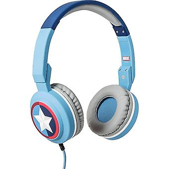 Tribe Captain America Foldable Headphones