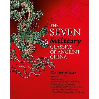 The Seven Chinese Military Classics - 9781784287214 Book