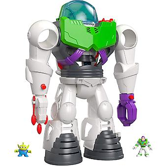 Disney Pixar Toy Story 4 Imaginext Buzz Lightyear Robot GBG65
