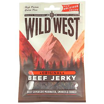 Wild West Original Beef Jerky 35G X 1