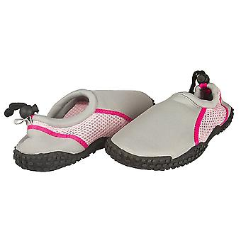 Sara Z Girls Neoprene and Mesh Water Beach Shoe