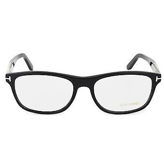 Tom Ford FT5430 001 56 Rectangular Eyeglasses Frames