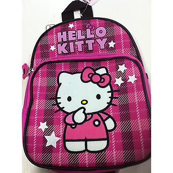 Mini Backpack - Hello Kitty - White Stars 10