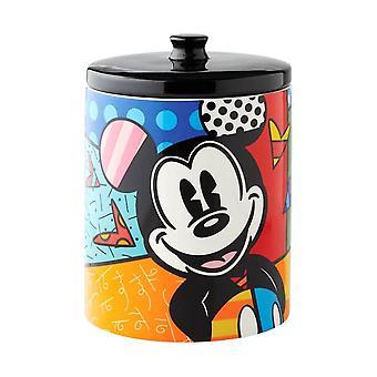 Disney Britto Mikke Mus Cookie Jar