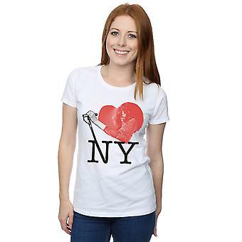Joey Ramone kvinner ' s I Heart ny T-skjorte