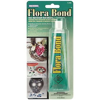 Flora Bond High Strength Adhesive 2 Ounces Fl 9002
