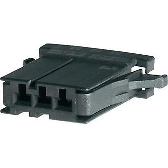 Socket enclosure - cable DYNAMIC 3000 Series Total number of pins 5 TE Connectivity 1-178288-5 Contact spacing: 3.81 mm