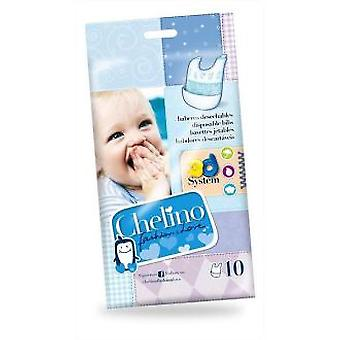 Chelino Chelino Fashion & Love Bibs S 10 Units