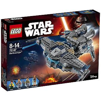 Lego 75147 Starscavenger (Toys , Constructions , Vehicles)