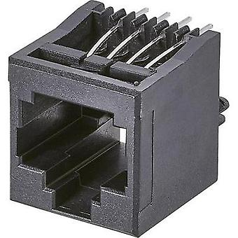 N/A Socket, horizontal mount A00-108-620-450 Black
