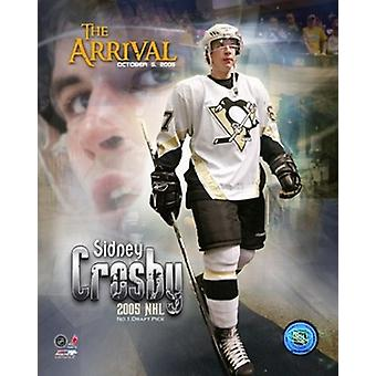 10505 - Sidney Crosby The Arrival Sports Photo