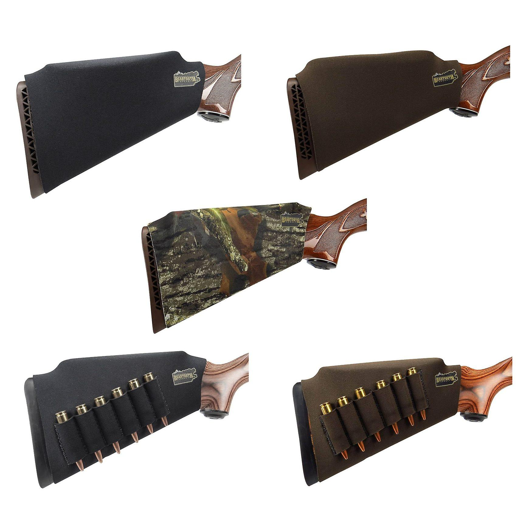 Beartooth comb raising kit - neoprene gun stock guard with inserts - shooting