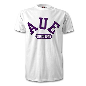 Erzgebirge Aue 1945 Established Football Kids T-Shirt
