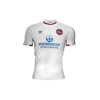 Umbro FC Nurnberg 16/17 Away S/S Football Shirt