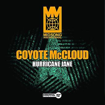 Coyote McCloud - huragan Jane USA import