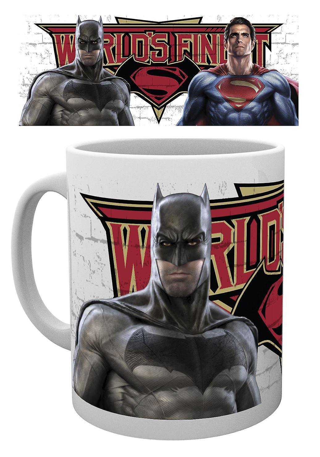 Batman Vs Superman verdens Fine krus