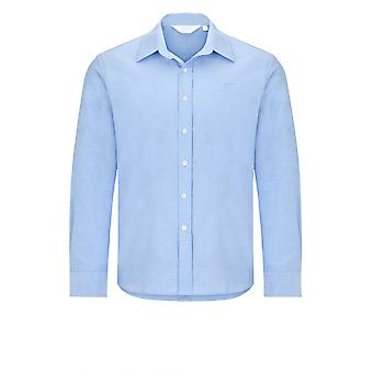 Goodyear camisa slim fit manga larga Goshen