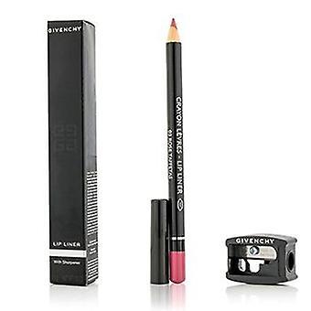 Givenchy Lip Liner (With Sharpener) - # 03 Rose Taffetas - 1.1g/0.03oz