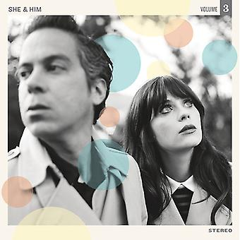 Hun & ham - bind 3 [Vinyl] USA importerer