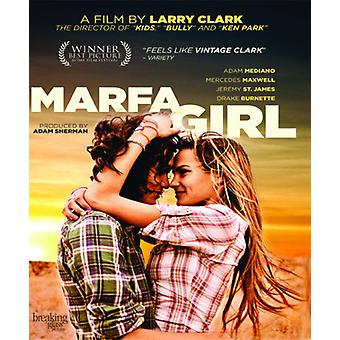 Marfa Girl [Blu-ray] USA import