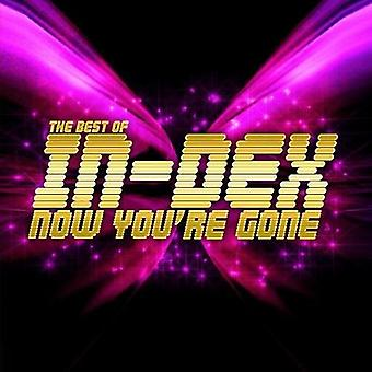 In-Dex - Best of-Now You're Gone [CD] USA import