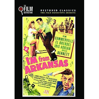 I'm From Arkansas [DVD] USA import