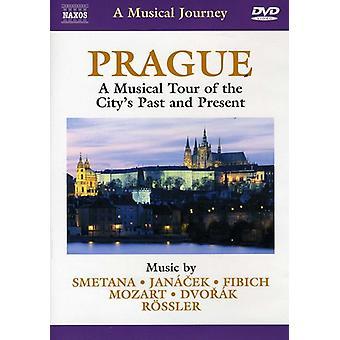 Prague: Musical Tour of Prague [DVD] USA import