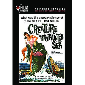 Creature From the Haunted Sea [DVD] USA import