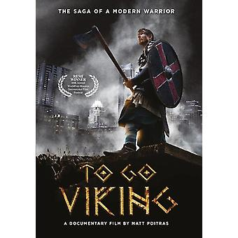At gå Viking [DVD] USA Importer
