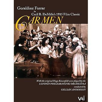 Geraldine Farrar - importazione di Carmen [DVD] Stati Uniti d'America