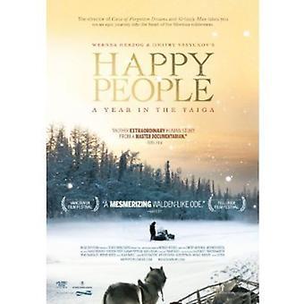 Glade mennesker: Et år i Taiga [DVD] USA importen
