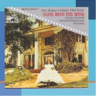 M. Steiner - Gone with the Wind: Max Steiner's Classic Film Score [CD] USA import
