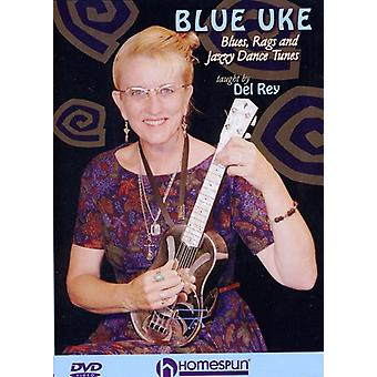 Blå Uke - blå Uke [DVD] USA importerer