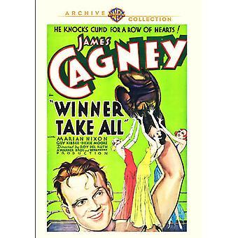 勝者はすべてを取る (1932 年) 【 DVD 】 米国のインポートします。