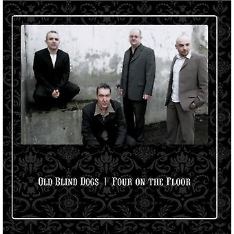 Old Blind Dogs - Four on the Floor [CD] USA import