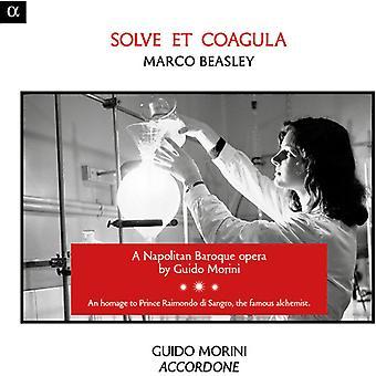 Marco Beasley - Guido Morini: Løse Et Coagula [CD] USA import