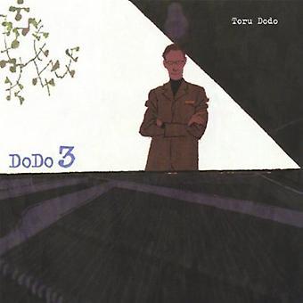 Toru Dodo - Dodo 3 (Usa Version) [CD] USA import
