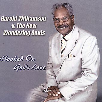 Harold Williamson & the New Wondering Souls - Hooked on God's Love [CD] USA import