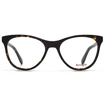 Accessorize Glam Cateye Glasses In Tortoiseshell