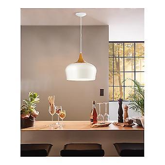 Eglo OBREGON Bowl Ceiling Light Pendant