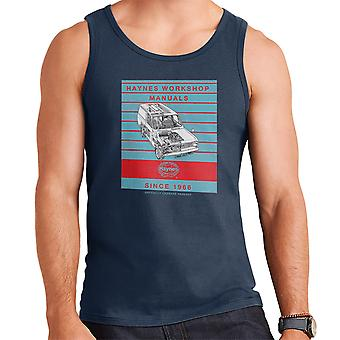 Haynes Workshop Manual 0607 Bedford HA Van Stripe Men's Vest