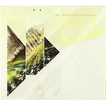 Arbol - importieren Sie reiste mein Herz Inside Out [CD] USA