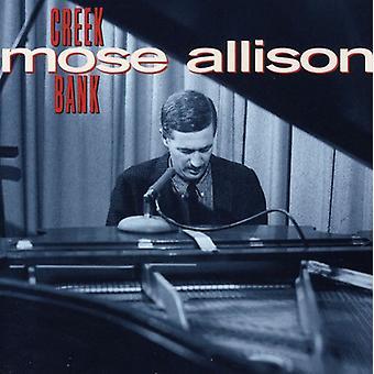 Mose Allison - Creek Bank [CD] USA import