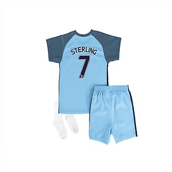 2016 / 17 Manchester City Home Baby Kit (Sterling 7)
