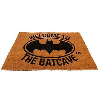 Batman Doormat Batcave