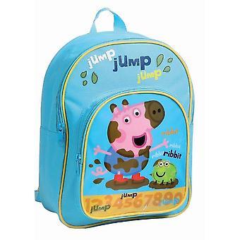 George Peppa Pig Jump Mini School Backpack