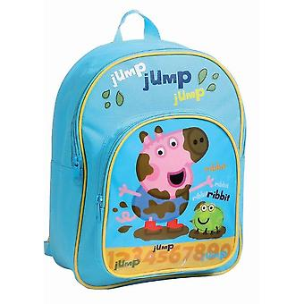 George Peppa Pig salto Mini Escuela
