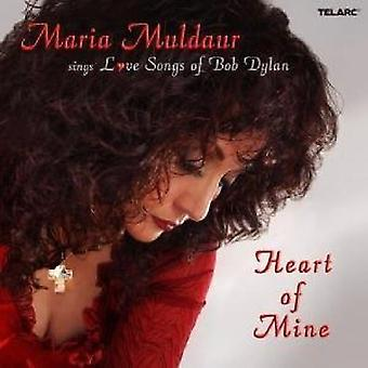 Maria Muldaur - Heart of Mine-Love Songs of Bob Dylan [CD] USA import